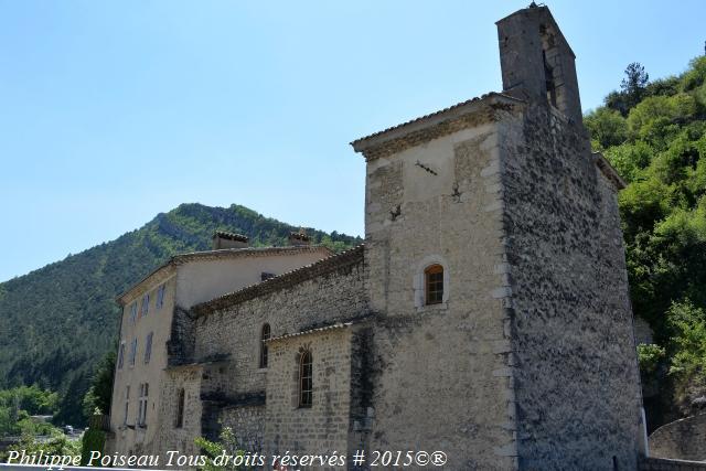 Temple de Pontaix – Temple de la Drôme